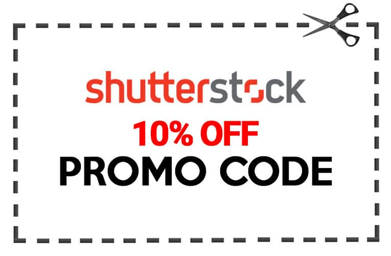 10% Off in Shutterstock Images with our Special Coupon Codes!
