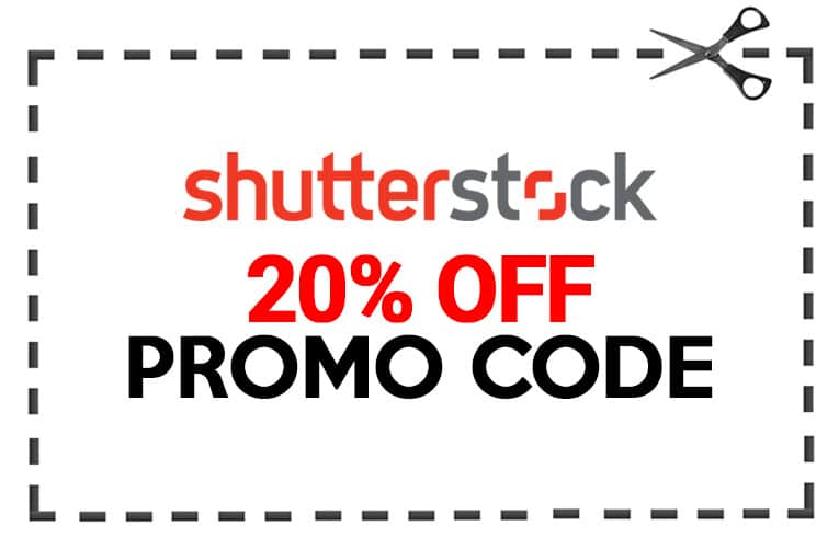 20% Off in Shutterstock Images with our Special Coupon Codes!