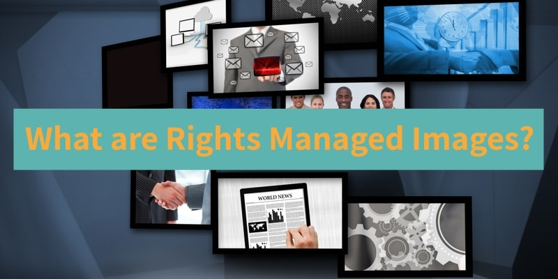 What are Rights Managed Images?
